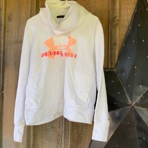 Under Armour Loose Hoodie Size Large